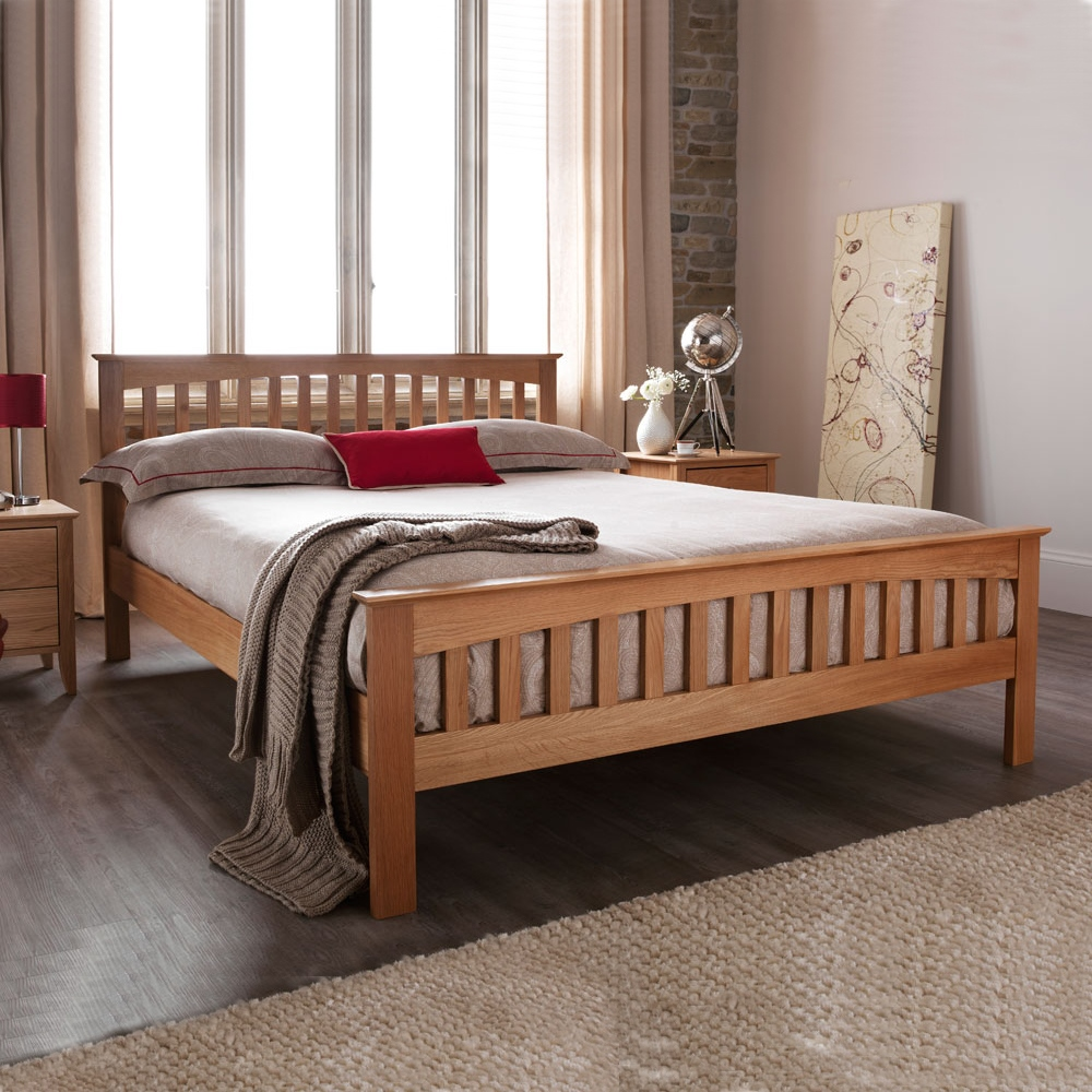 Oak Bed Frames Uk